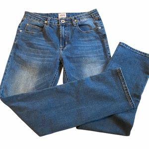 Hudson Jeans Straight Leg CPSIA 2008 16 Junior EUC